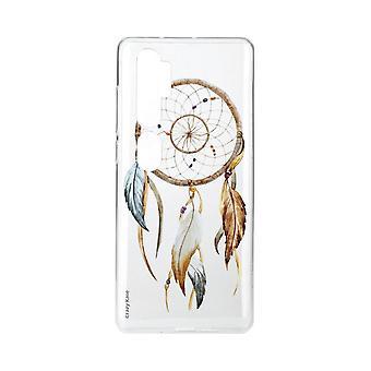 Hülle für Xiaomi Mi Note 10 Weiche Fänge Träume Natur