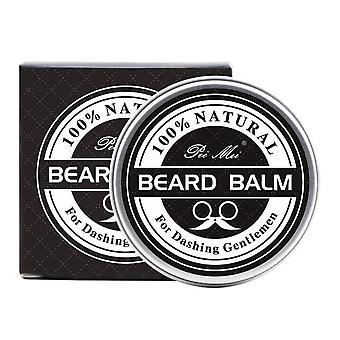 Beard Balm, Oil And Serum-moisturizing, Smoothing And Promotes Hair Growth