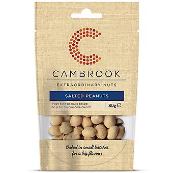 Cambrook Salted Peanuts