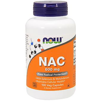 Ora Alimenti, NAC, 600 mg, 100 Veg Capsule