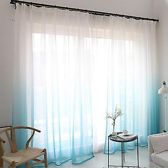 Window Tulle Curtains For Living Room, Bedroom