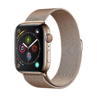 Apple Watch 42/44MM Strap Gold - Milanese