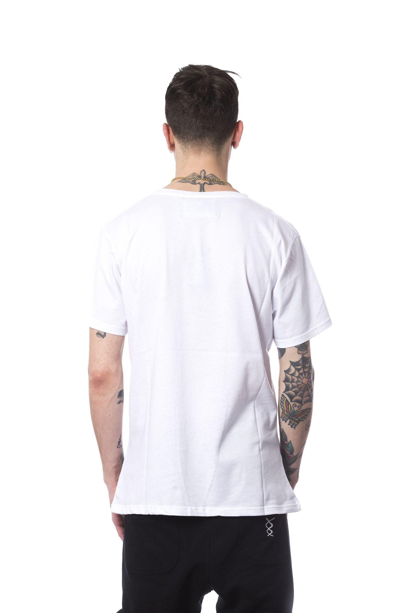 Nicolo Tonetto Bianco Vit T-shirt NI687549-M