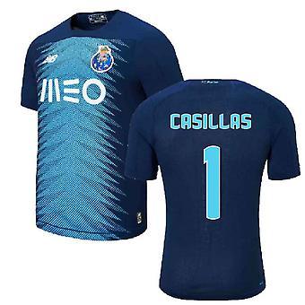 2019-2020 نادي بورتو قميص كرة القدم الثالث (كاسياس 1)
