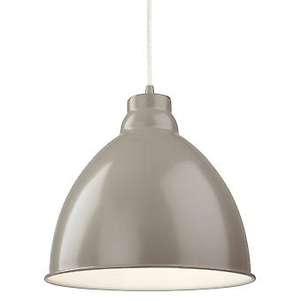 1 Lichte Koepel plafond hanger paddestoel, E27