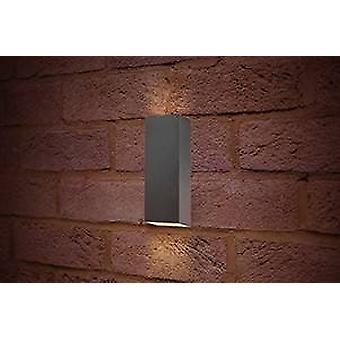 Outdoor LED Up Down Wall Light 8W 4000K 315lm IP54