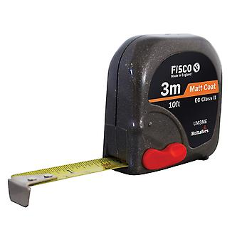 Fisco UM3ME Uni-Matic II Pocket Tape 3m/10ft (Width 16mm) FSCUM3MEN
