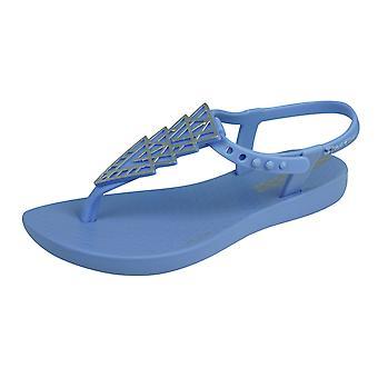 Ipanema Charm II Girls Flip Flops / Sandals -  Blue