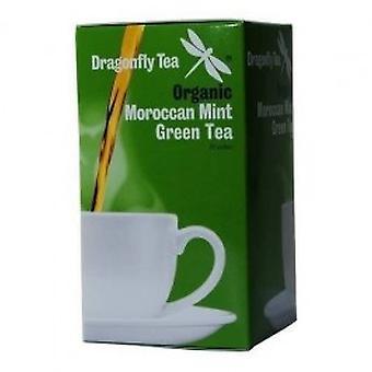 Dragonfly Tea - Moroccan Mint Tea 20bags X 4