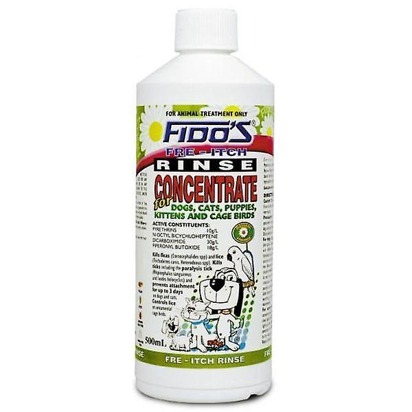 Fidos Fre-Itch Rinse 500mls