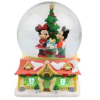 Afdeling 56 Mickey & Minnie Waterball