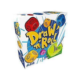 Tirage à l'apos;n'apos; Roll Board Game