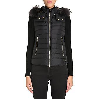 Tatras Ltat20a469501 Women's Black Nylon Down Jacket