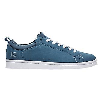DC Magnolia TX Shoes - Blue / White