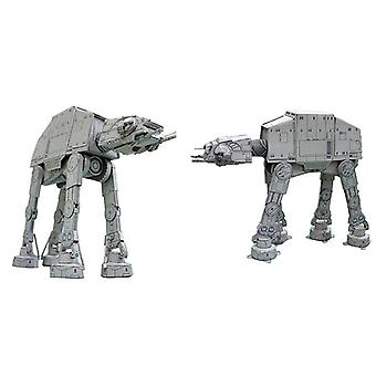 All Terrain Armored Walker, 3d Paper Model Craft Toys