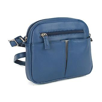 Eastern Counties Leather Womens/Ladies Marnie Colour Panel Bag