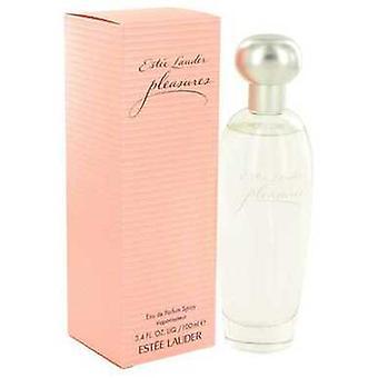 Pleasures By Estee Lauder Eau De Parfum Spray 3.4 Oz (women) V728-400673