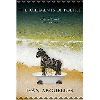 The Rudiments of Poetry: Nieuwe gedichten 2017-2018