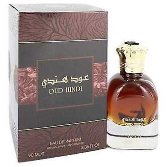 Oud Hindi Nusuk By Nusuk Eau De Parfum Spray (unisex) 3.06 Oz (men) V728-547125