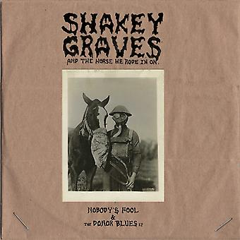 Shakey Graves - Shakey Graves & the Horse He Rode in on [Vinyl] USA import