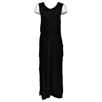 Lisa Rinna Collection Jumpsuits Sleeveless Black A308774
