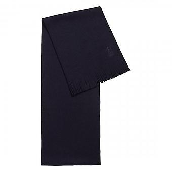Hugo Boss Albas-M Wool Scarf Navy 50435349