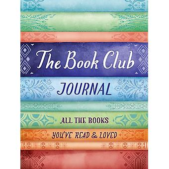 The Book Club Journal by Adams Media