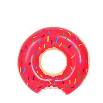Inflatable Donut,  Swimming Ring Giant Pool Float Toy