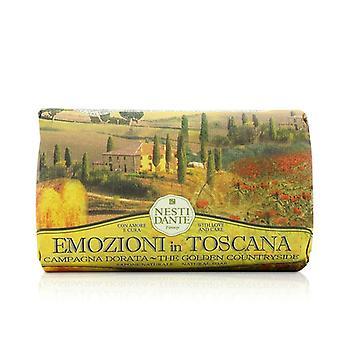 Nesti Dante Emozioni i Toscana naturligt sæbe - Golden landskab 250g/8,8 ounce
