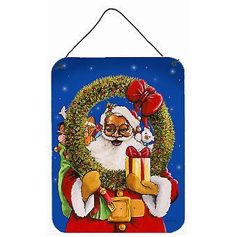سانتا كلوز الأفريقية سانتا الجدار أو باب شنقا يطبع