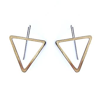 Tri Hoops Earring