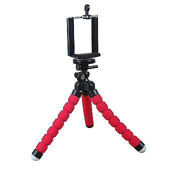 Mini tripod stand versitile desk phone holder