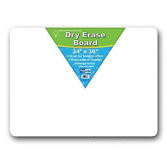 "Dry Erase Board, 24"" X 36"""