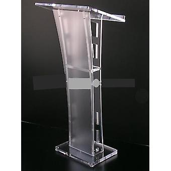 Beautiful Easy Cheap Detachable Acrylic Podium Pulpit Lectern