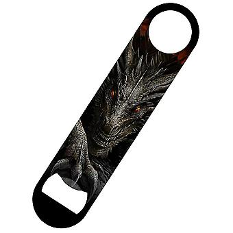 Spiral Majestätisk Dragon Bottle Opener