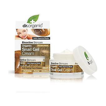ORGANIC SNAIL GEL ANTI-AGE CREAM, 50ML 50 ml of gel