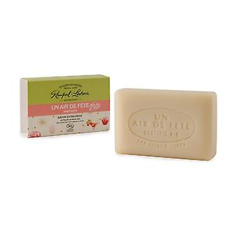Soap A festive air, festive notes, in ORGANIC olive oil 100 g