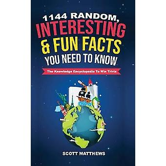 1144 Random - Interesting & Fun Facts You Need To Know - The Know