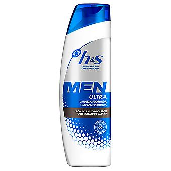 H&S Men Ultra Deep Cleansing Shampoo 300 ml