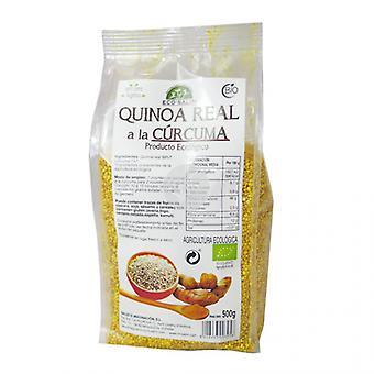 ECO-SALIM Royal Quinoa with Curcuma 500 gr
