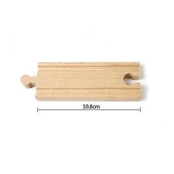 Wooden Railway Track Toy Universal Accessories