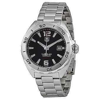 Tag Heuer Formula 1 Automatic Black Dial Men's Watch WAZ2113BA0875