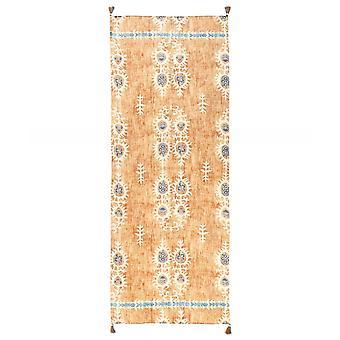 Ahujasons Wydrukowany szalik z frędzlami