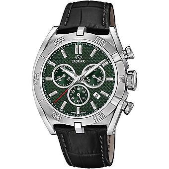 ساعة رجالية جاكوار J857/7، كوارتز، 45 مم، 10ATM