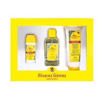 Alvarez Gomez Gift Box, Concentrated Cologne Water 150 ml