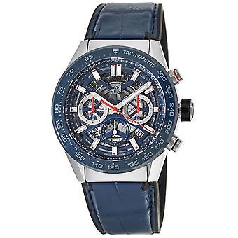 Tag Heuer Men's Classic Black Dial Watch - CBG2A11.FC6460