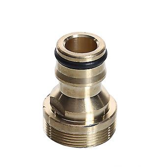 Universal Kitchen Tap Connector Adapters Brass Faucet Pipe Joiner Fitting
