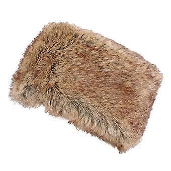 Мода женщин Зимняя шляпа, Теплый Faux Мех Снежная шляпа Cap
