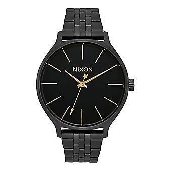 ニクソンアナログクォーツ時計ステンレススチールストラップA1249-001-00