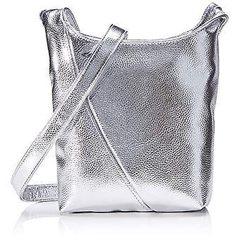 Fritzi aus Preussen Hailey - Women's Crossbody Bags, Silver, 12x39x31.5 cm (W x H L)